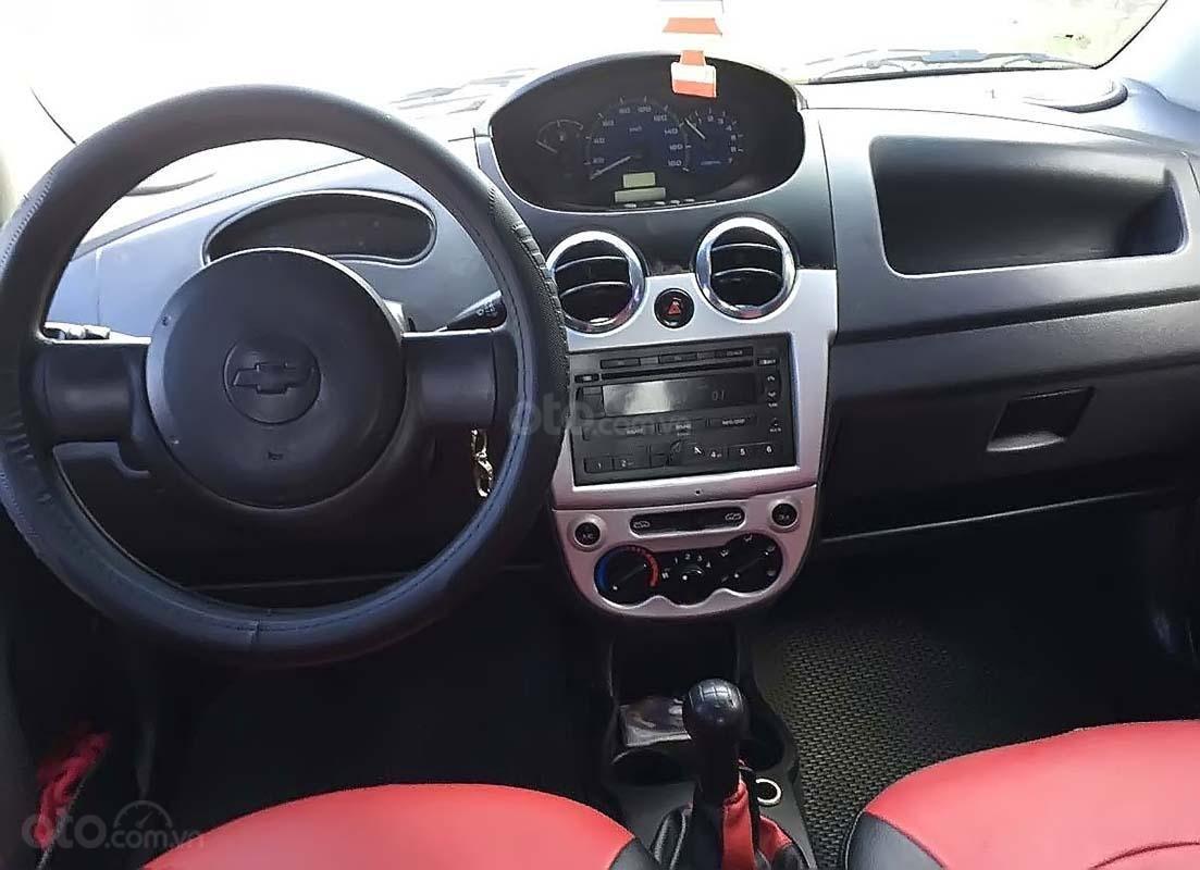 Cần bán Chevrolet Spark đời 2009 còn mới (3)