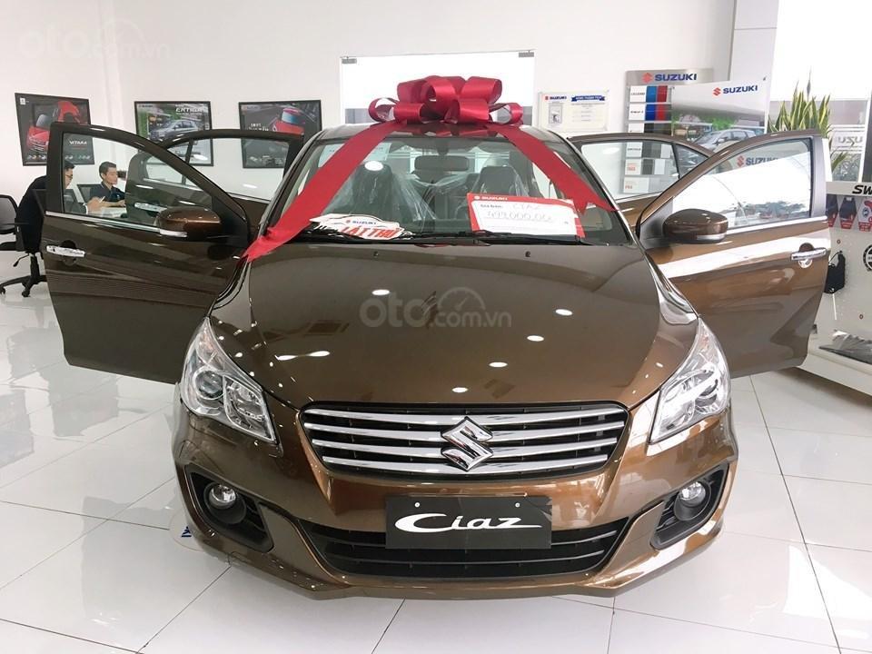 Bán Suzuki Ciaz 2019 nhập Thái, hàng hot, giá tốt, liên hệ: 0966 640 927 (1)