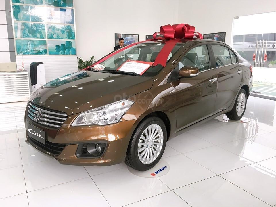 Bán Suzuki Ciaz 2019 nhập Thái, hàng hot, giá tốt, liên hệ: 0966 640 927 (2)
