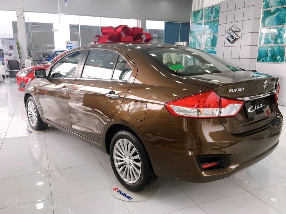Bán Suzuki Ciaz 2019 nhập Thái, hàng hot, giá tốt, liên hệ: 0966 640 927 (3)
