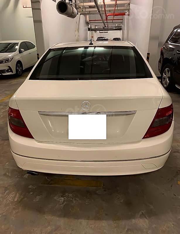 Bán Mercedes đời 2008, màu trắng, nhập khẩu chính chủ, giá tốt (2)