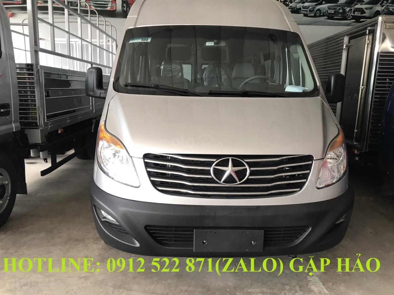 Bán xe du lịch 16 chỗ JAC M628 mới 2019 (2)