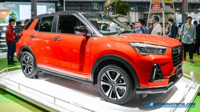 [TMS 2019] Mẫu SUV Daihatsu mới dự kiến mang nhãn hiệu Toyota?