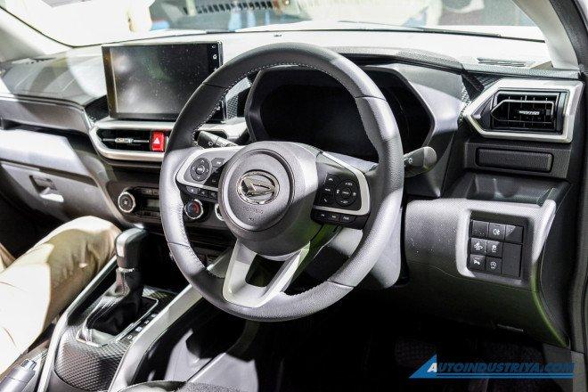 [TMS 2019] Mẫu SUV Daihatsu mới tích hợp công nghệ lái tiện lợi