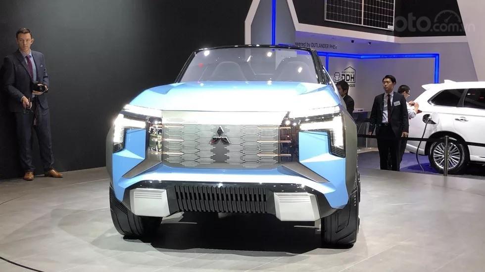 [TMS 2019] Mitsubishi Mi-Tech Concept - mạnh mẽ và uy lực