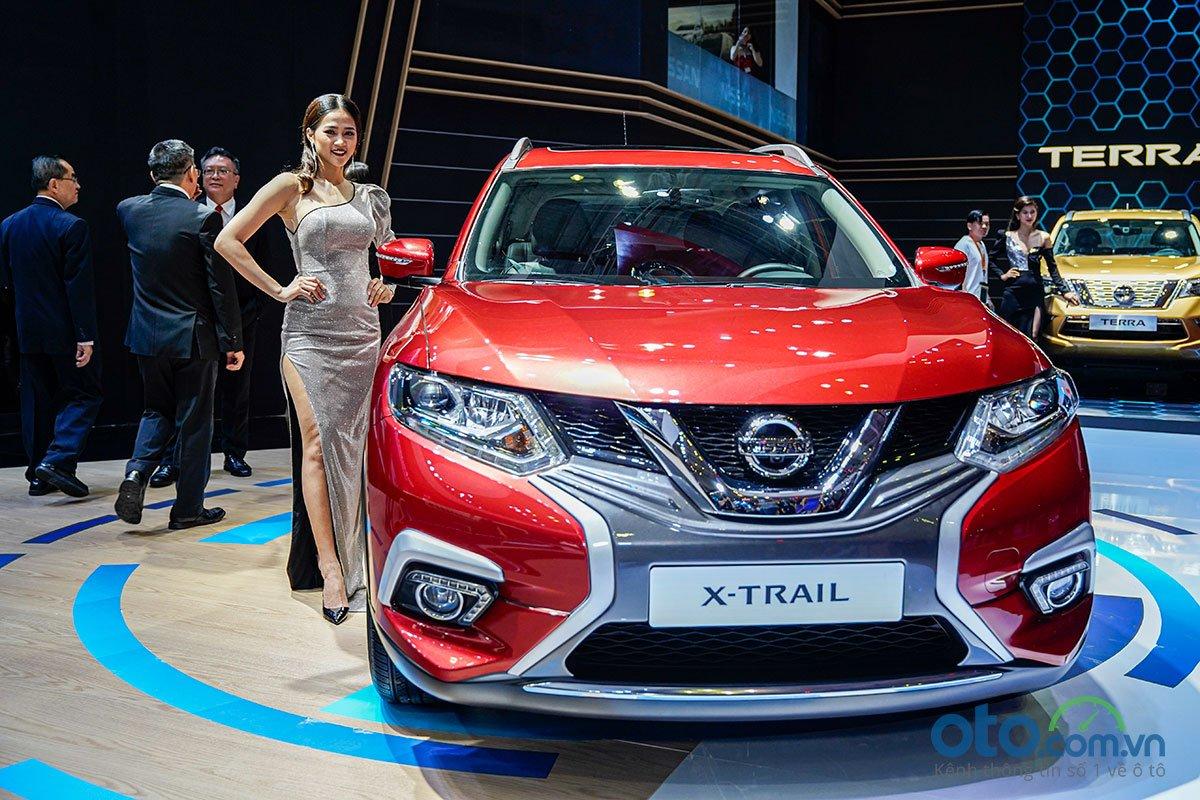 Nissan X-Trail V-Series tại VMS 2019 1.