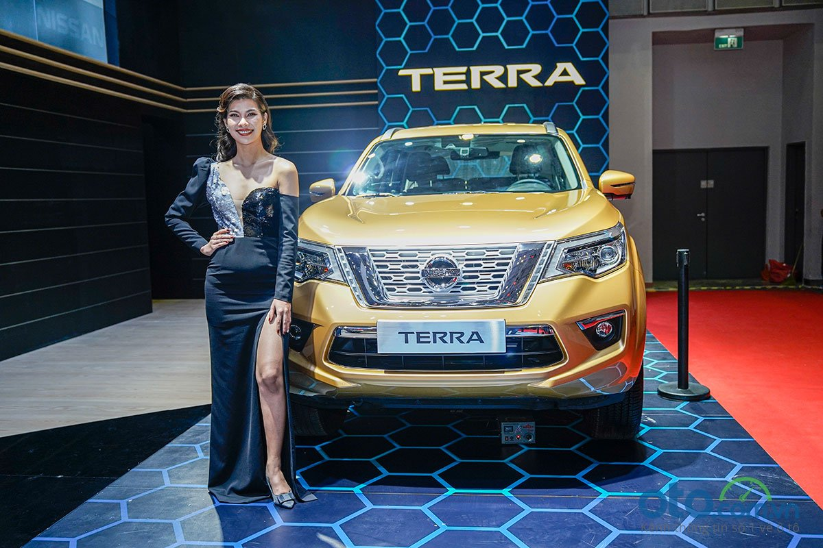 Nissan Terrra tại VMS 2019.