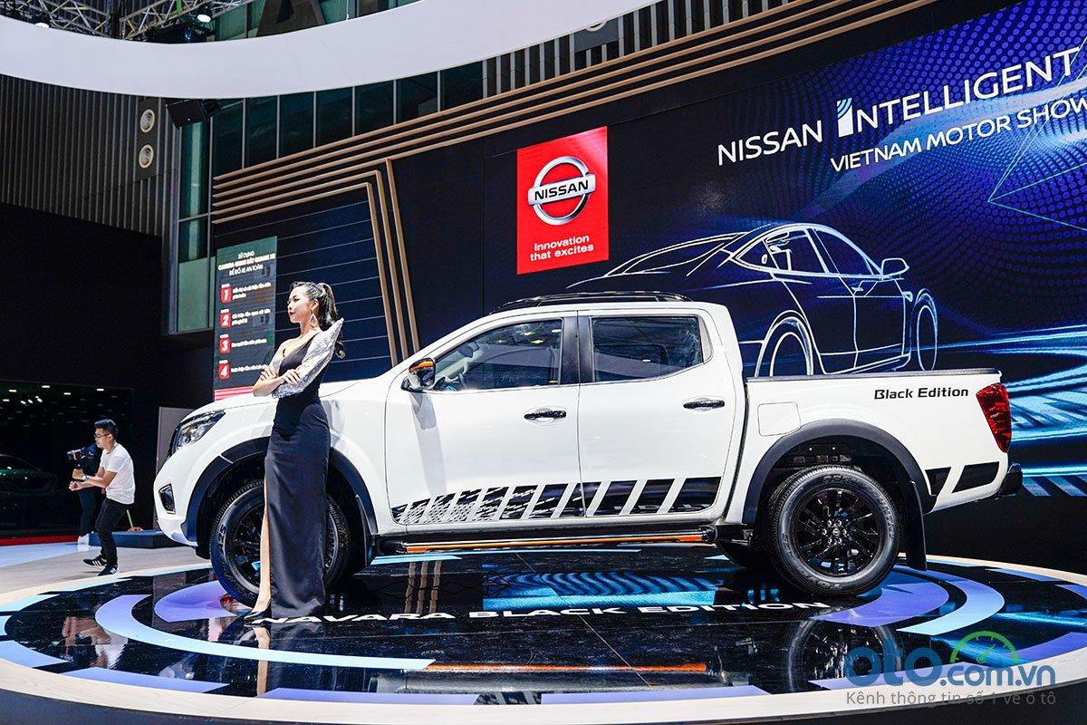 Nissan Navara Black Edition A-IVI tại VMS 2019 1.