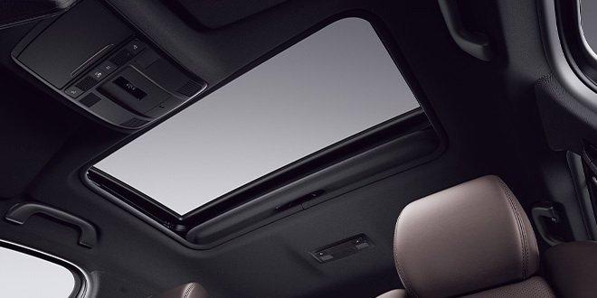 Nội thất nâng cấp trên Mazda CX-8 2020.