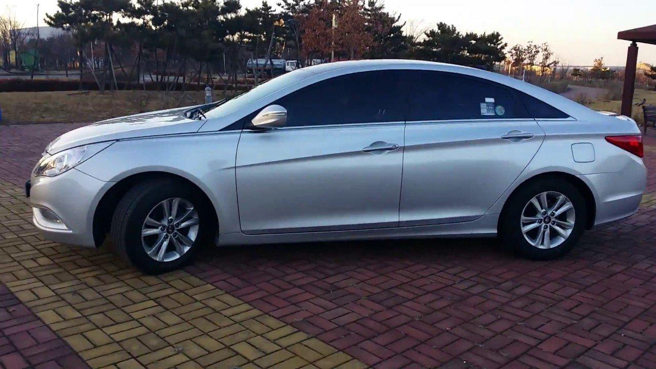 Ngoại thất xe Hyundai Sonata