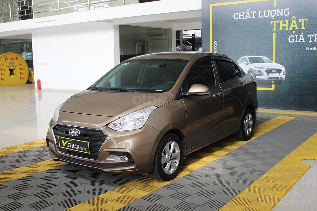 Hyundai Grand i10 1.2MT 2019, xe như mới, có trả góp và bảo hành (1)