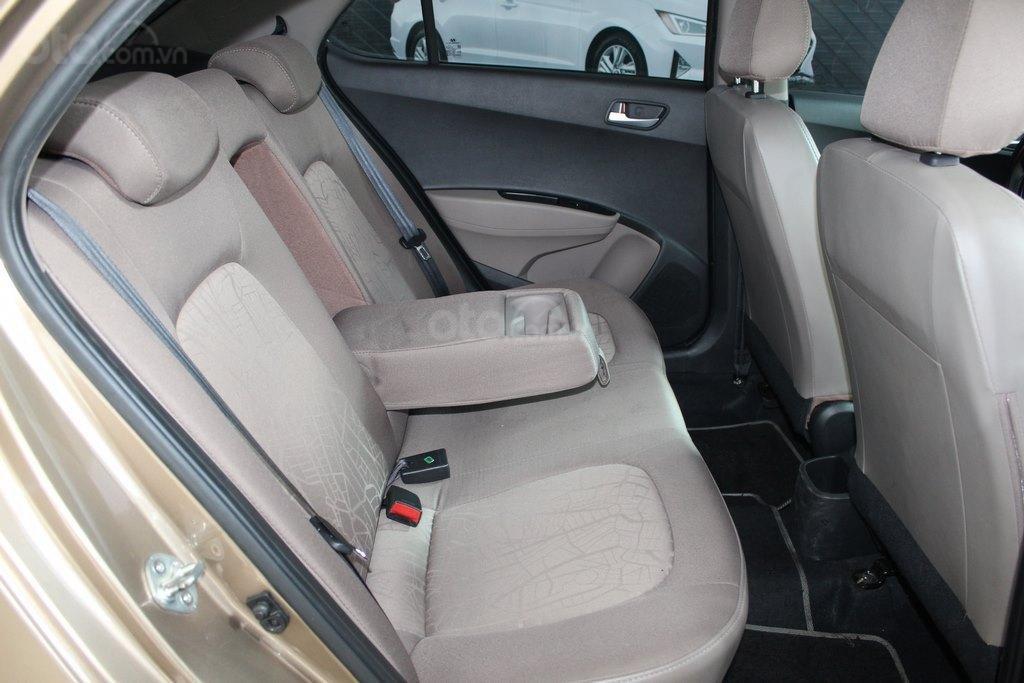 Hyundai Grand i10 1.2MT 2019, xe như mới, có trả góp và bảo hành (7)