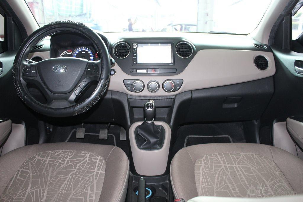 Hyundai Grand i10 1.2MT 2019, xe như mới, có trả góp và bảo hành (8)