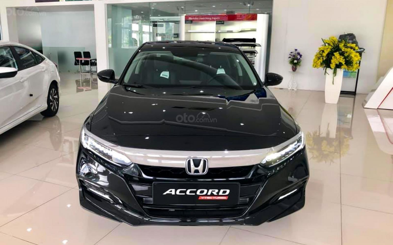 Honda Accord 2019 1.5 Turbo nhập nguyên chiếc-giao ngay (1)