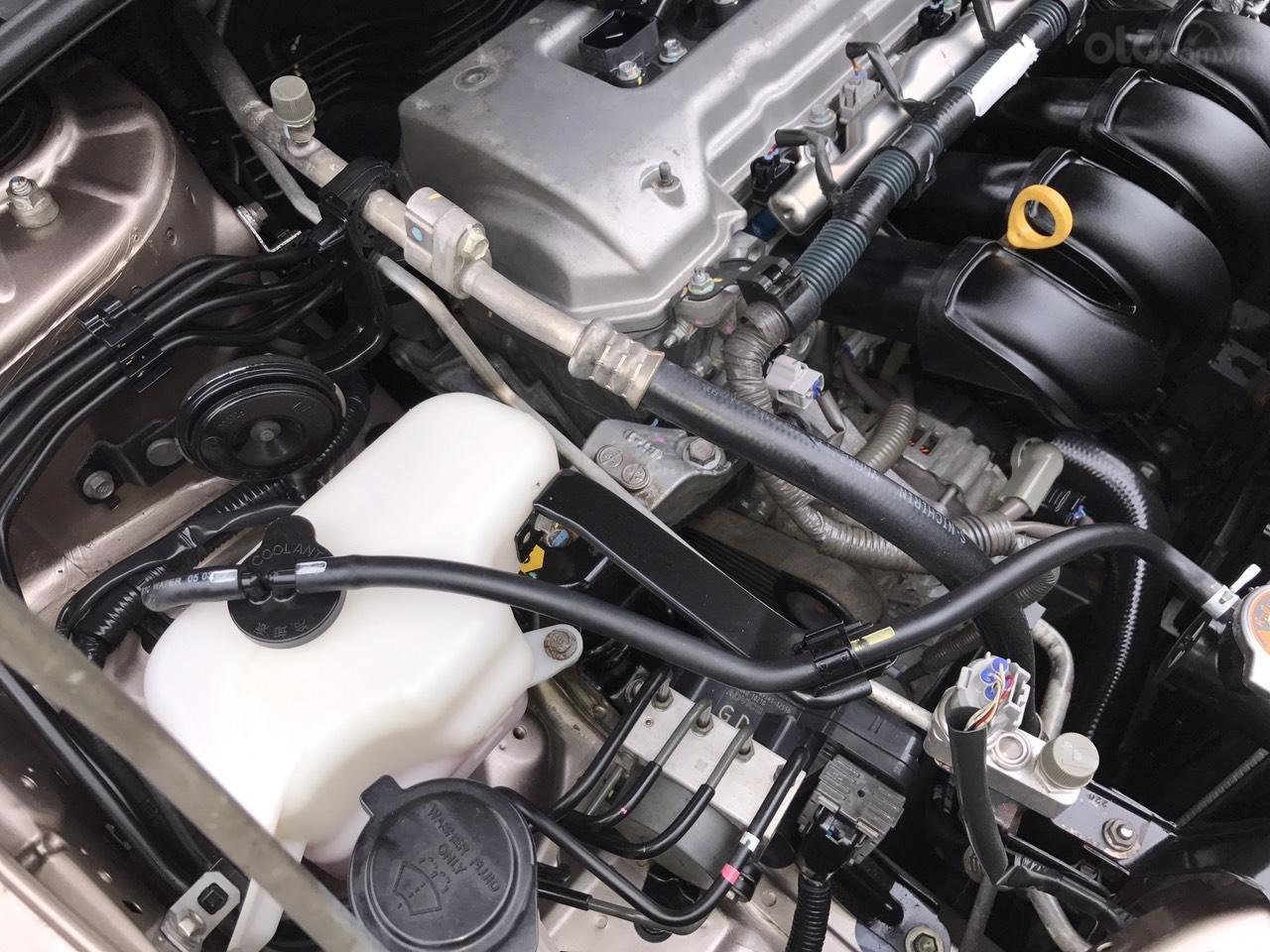 Bán ô tô Toyota Corolla Altis 1.8G năm sản xuất 2009, màu nâu Cafe, 1 chủ biển 4 số mới (15)