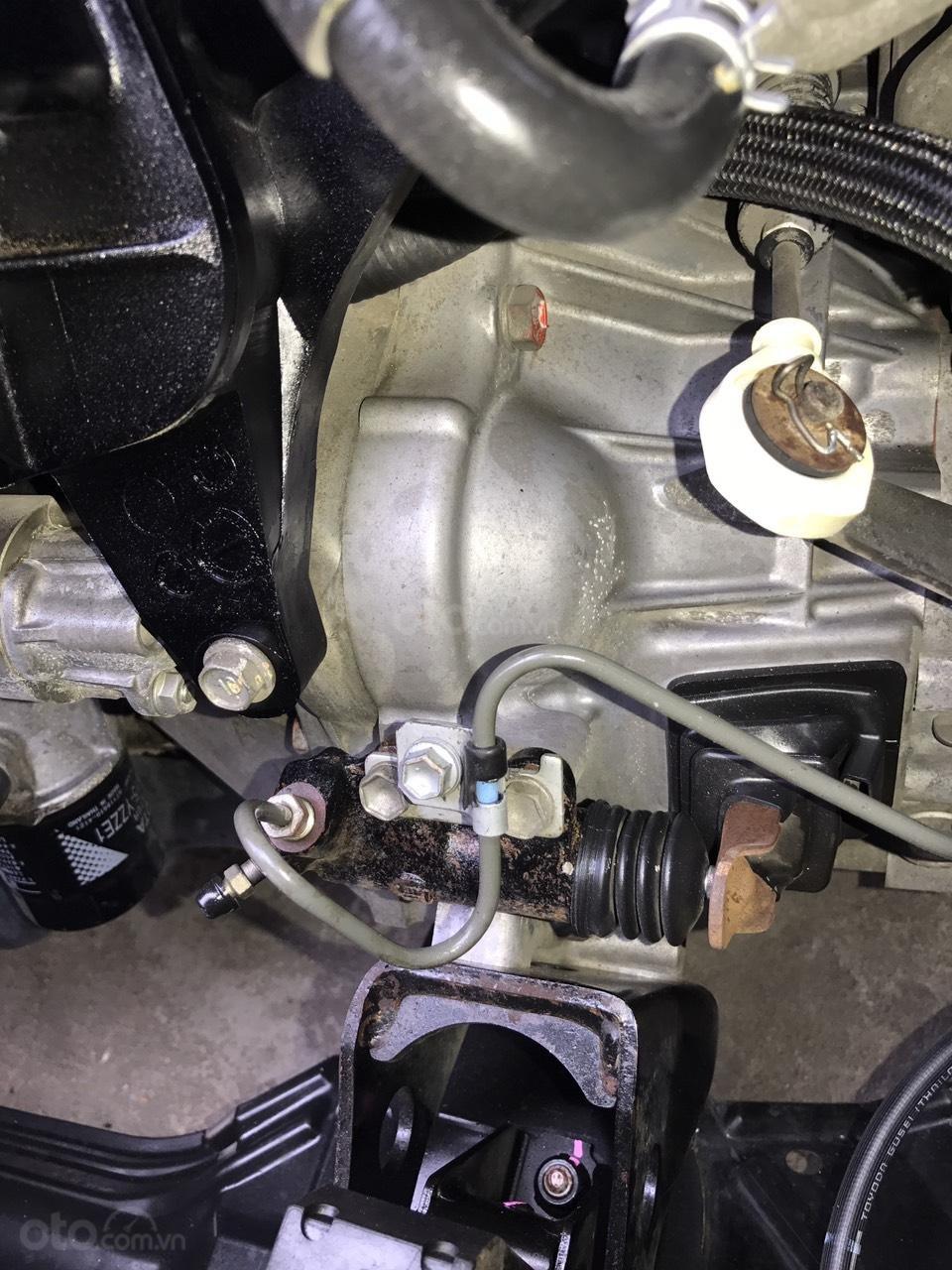 Bán ô tô Toyota Corolla Altis 1.8G năm sản xuất 2009, màu nâu Cafe, 1 chủ biển 4 số mới (14)