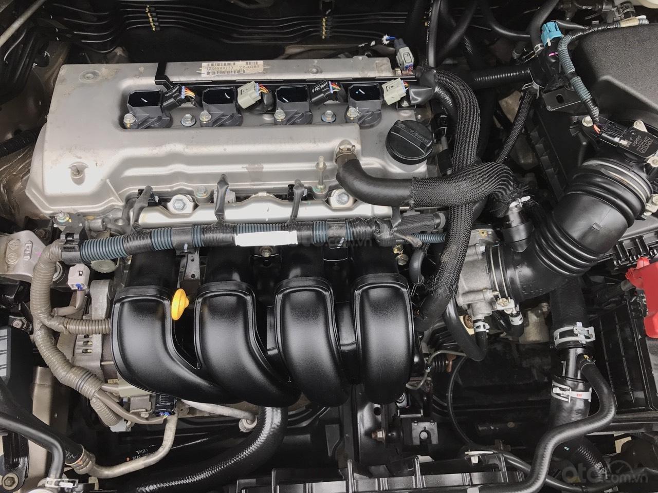 Bán ô tô Toyota Corolla Altis 1.8G năm sản xuất 2009, màu nâu Cafe, 1 chủ biển 4 số mới (9)