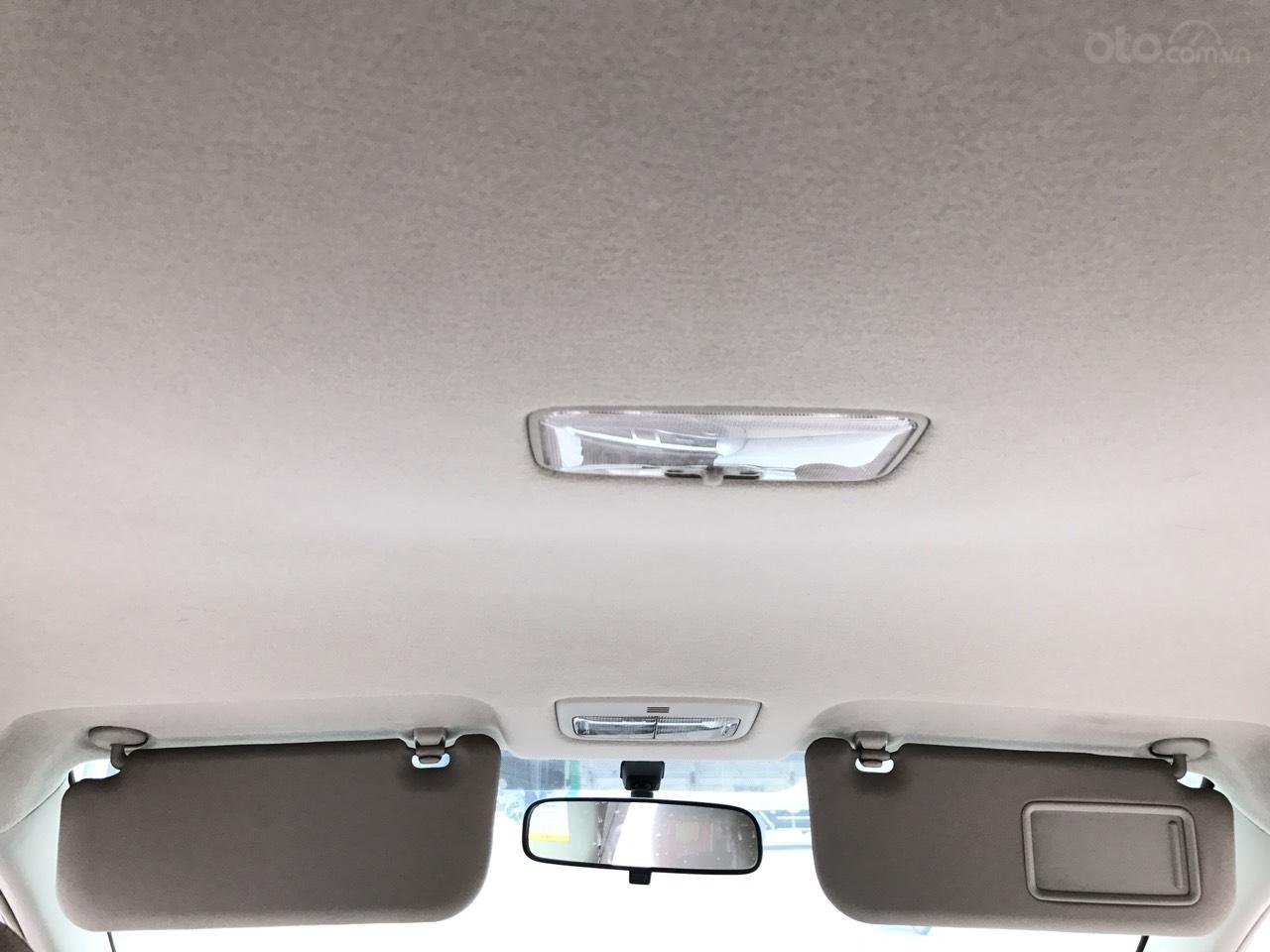 Bán ô tô Toyota Corolla Altis 1.8G năm sản xuất 2009, màu nâu Cafe, 1 chủ biển 4 số mới (22)
