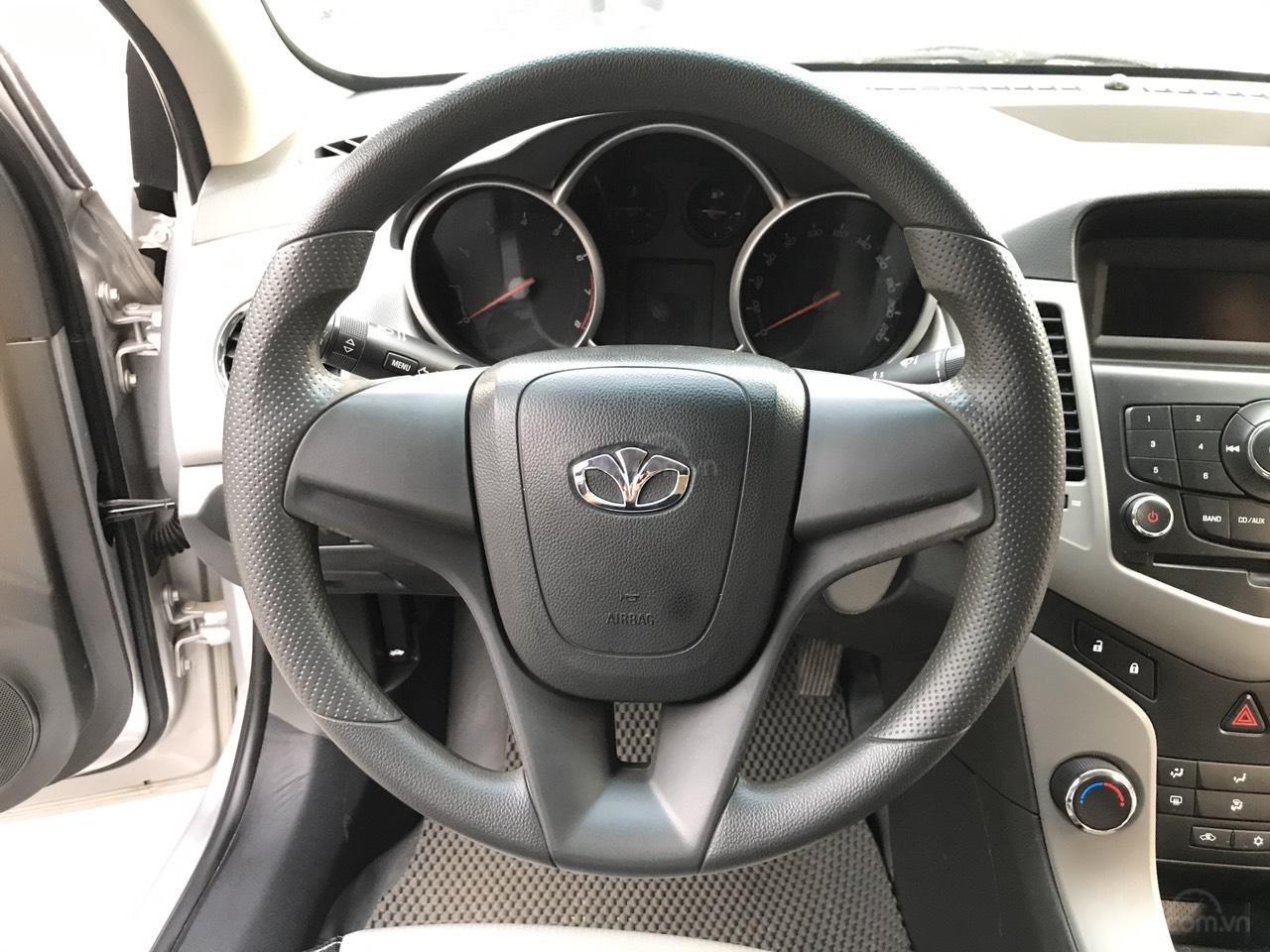 Bán xe Daewoo Lacetti SE năm sản xuất 2009, màu bạc, công nhận chất lượng cao (6)