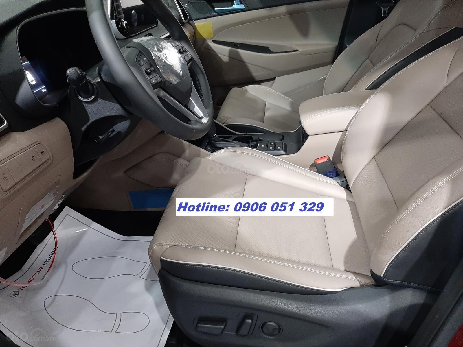 Hyundai Tucson bản FULL, giảm giá khủng, 250tr nhận xe (5)