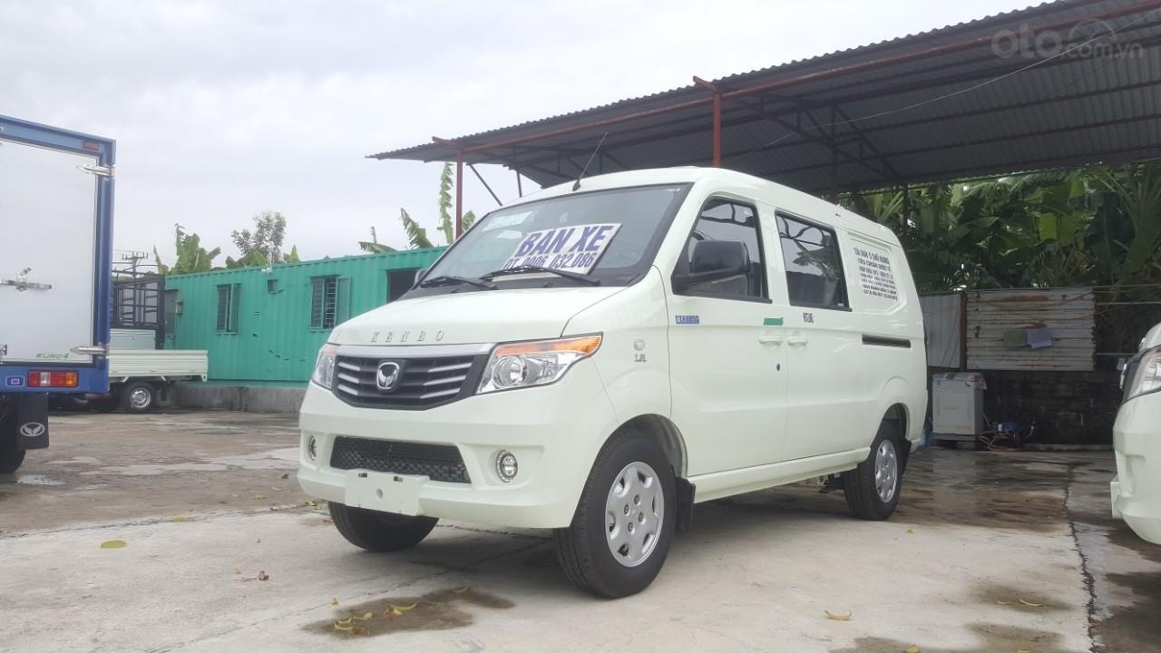Kenbo Nam Định bán xe bán tải Kenbo 5 chỗ (1)