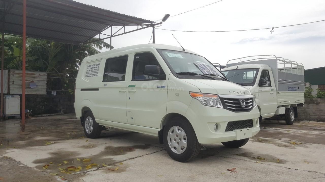 Kenbo Nam Định bán xe bán tải Kenbo 5 chỗ (2)