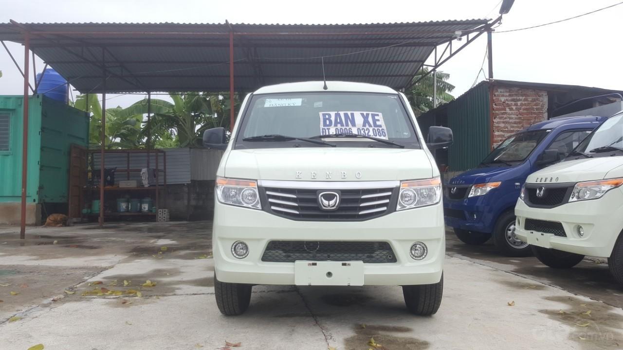 Kenbo Nam Định bán xe bán tải Kenbo 5 chỗ (3)