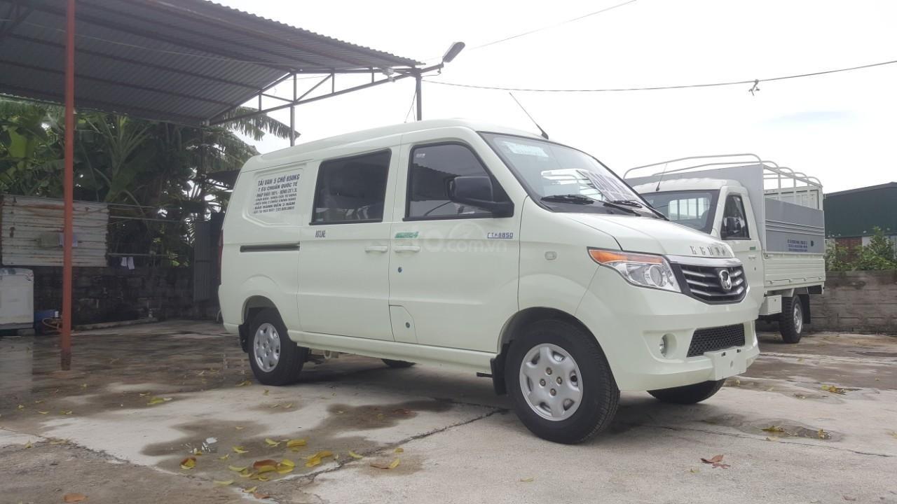 Kenbo Nam Định bán xe bán tải Kenbo 5 chỗ (4)