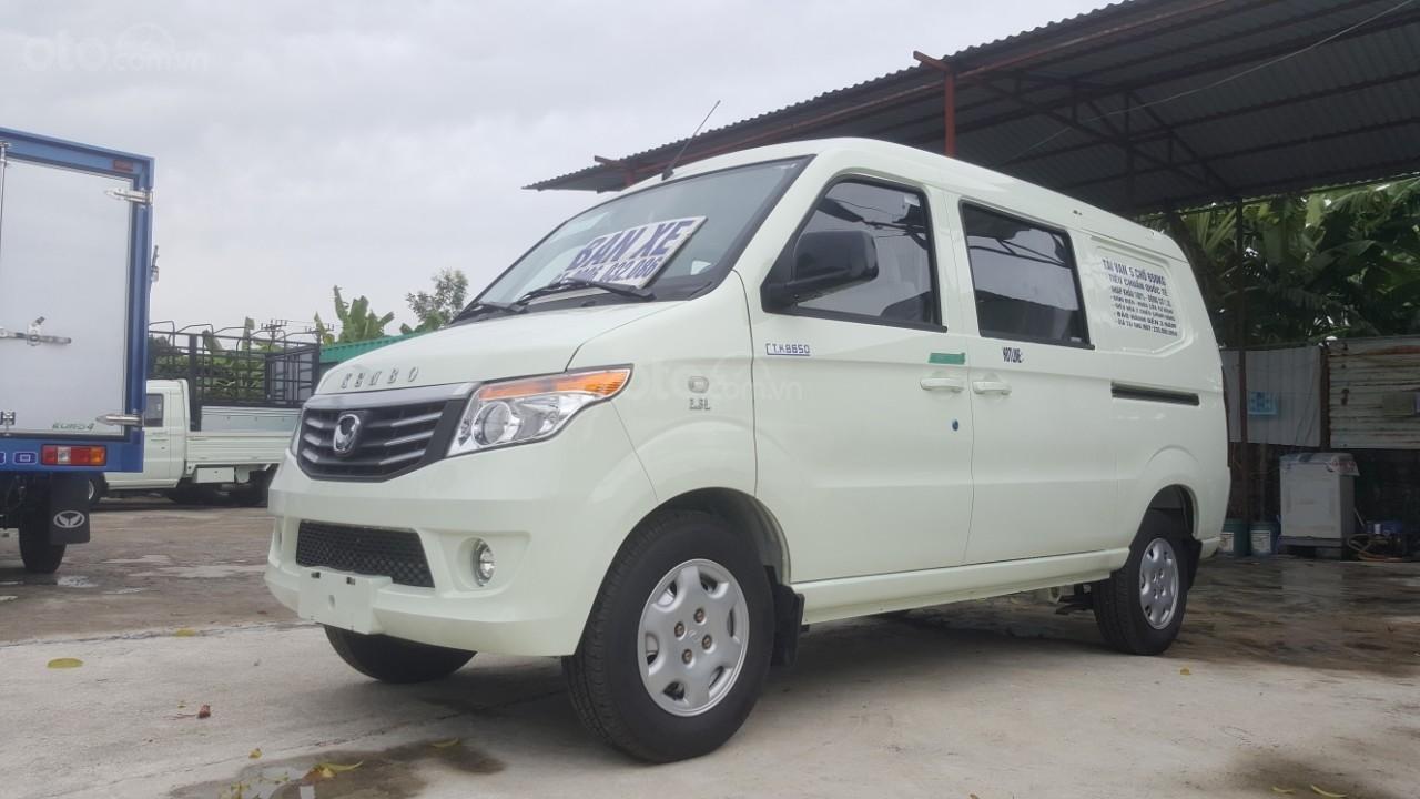 Kenbo Nam Định bán xe bán tải Kenbo 5 chỗ (5)