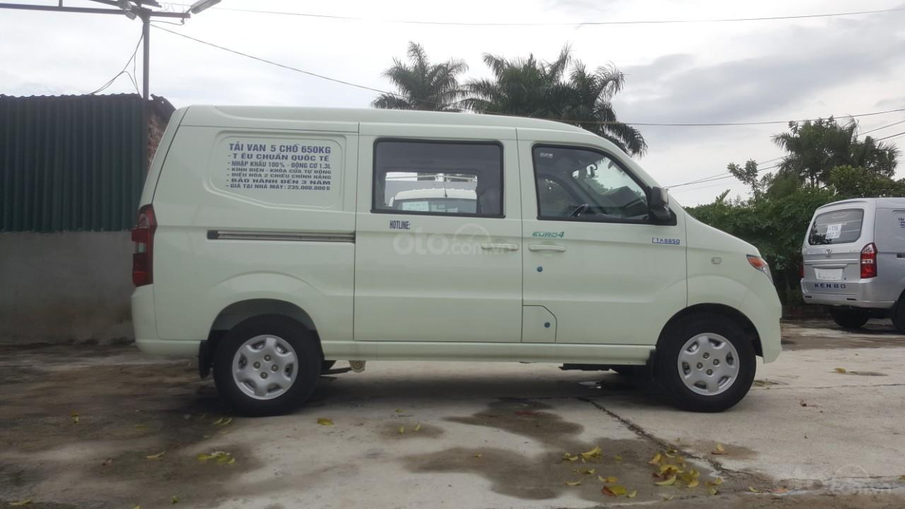 Kenbo Nam Định bán xe bán tải Kenbo 5 chỗ (6)
