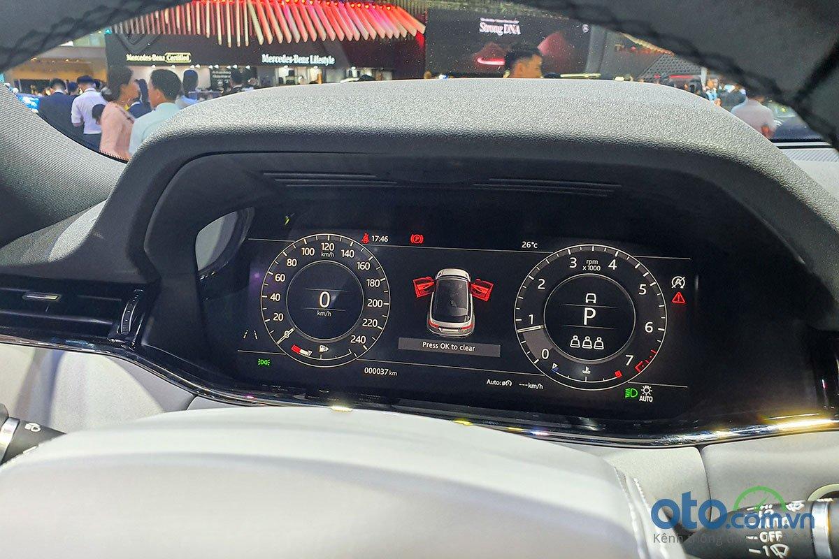 [VMS 2019] Range Rover Evoque 2020 ra mắt với 3 phiên bản, giá khởi điểm từ 3,53 tỷ đồng - Ảnh 11.