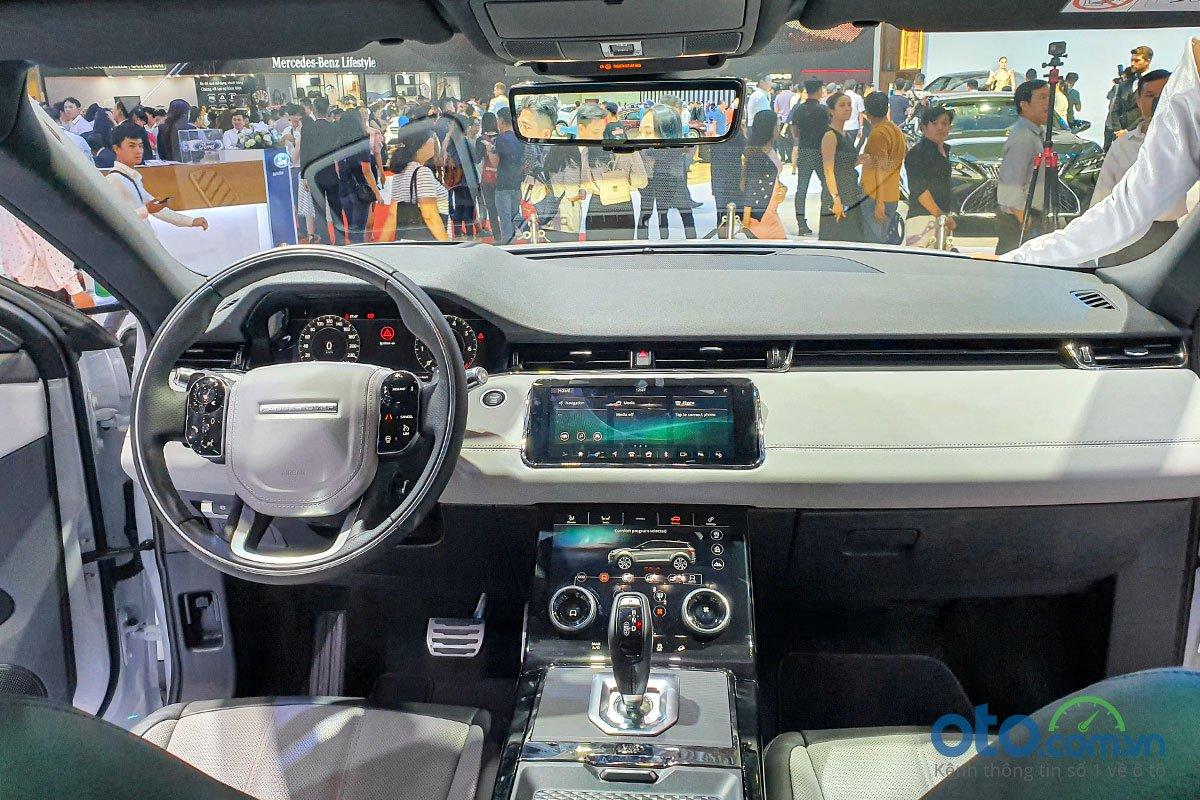 [VMS 2019] Range Rover Evoque 2020 ra mắt với 3 phiên bản, giá khởi điểm từ 3,53 tỷ đồng - Ảnh 7.