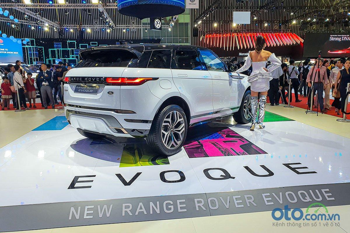 [VMS 2019] Range Rover Evoque 2020 ra mắt với 3 phiên bản, giá khởi điểm từ 3,53 tỷ đồng - Ảnh 6.