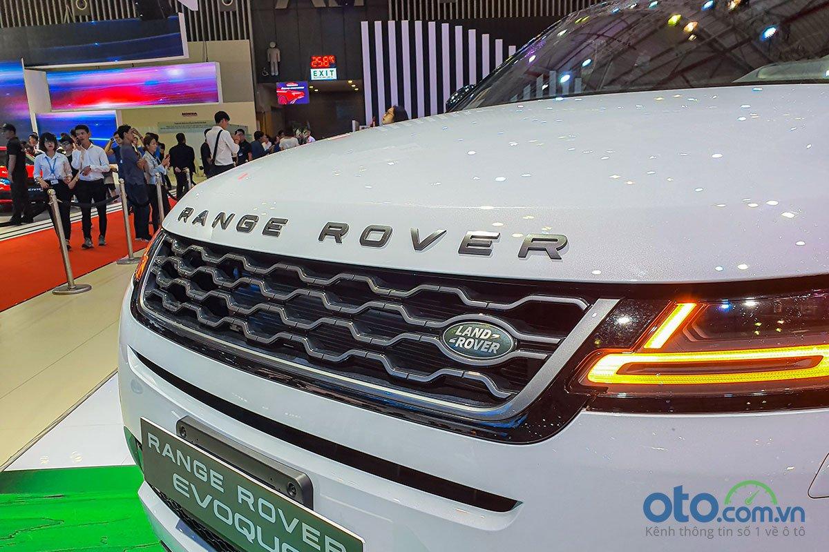 [VMS 2019] Range Rover Evoque 2020 ra mắt với 3 phiên bản, giá khởi điểm từ 3,53 tỷ đồng - Ảnh 2.