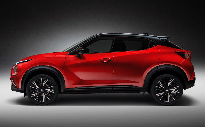 Thân xe Nissan Juke 2020