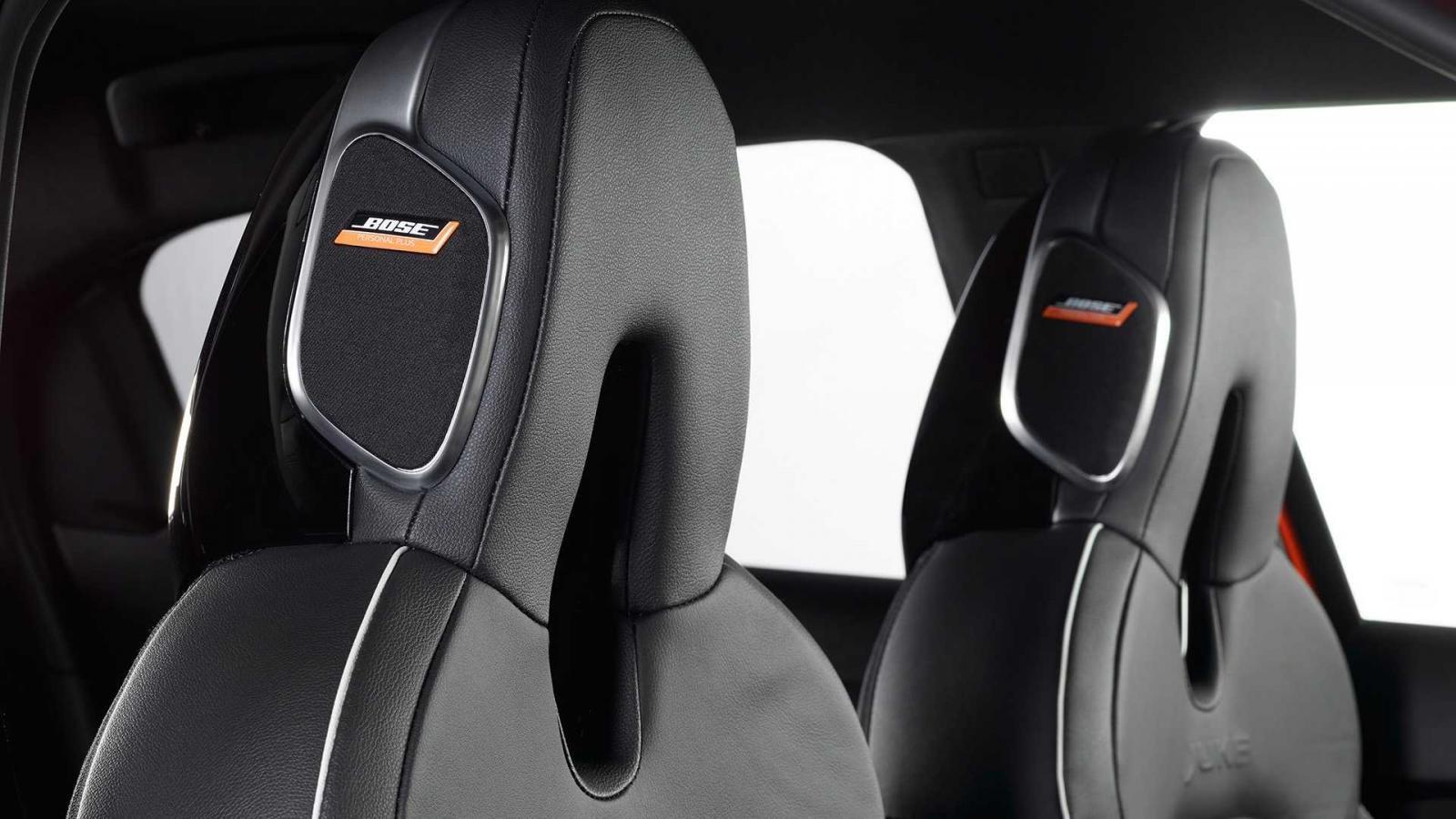 Đánh giá xe Nissan Juke 2020 vềtrang bị tiện nghi.