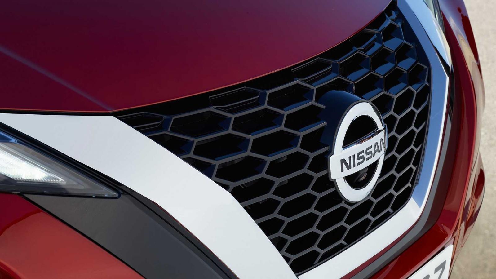 Lưới tản nhiệt xe Nissan Juke 2020