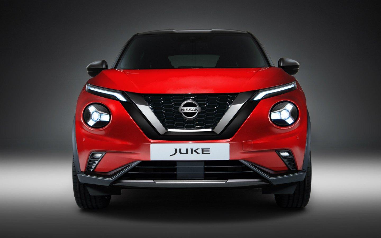 Đầu xe Nissan Juke 2020