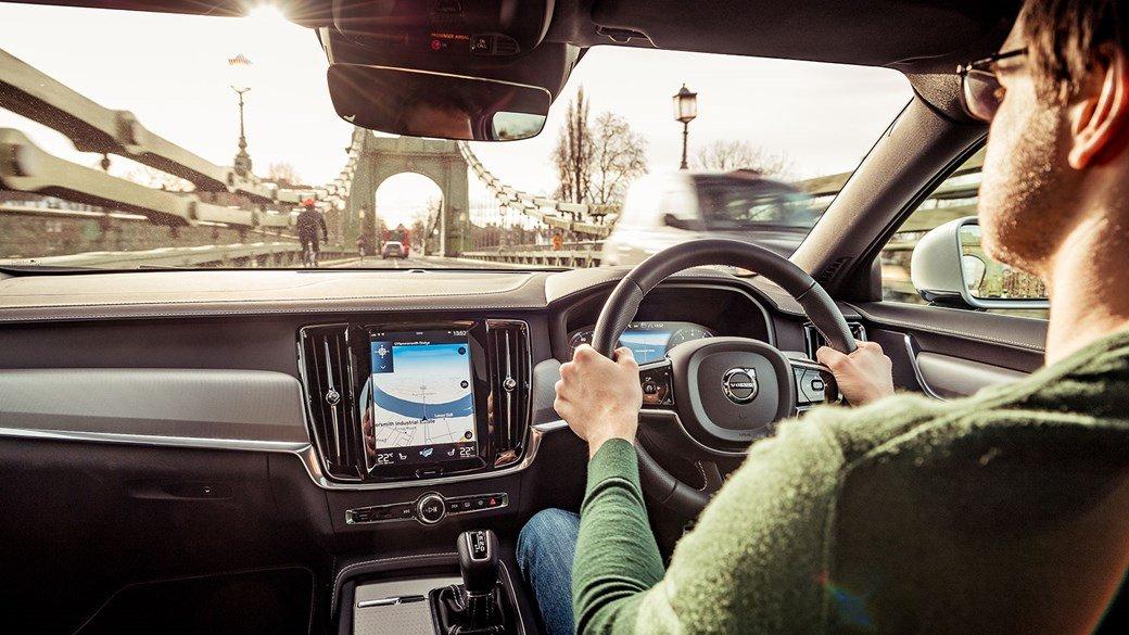 Trang bị tiện nghi trên Volvo đủ đáp ứng người dùng