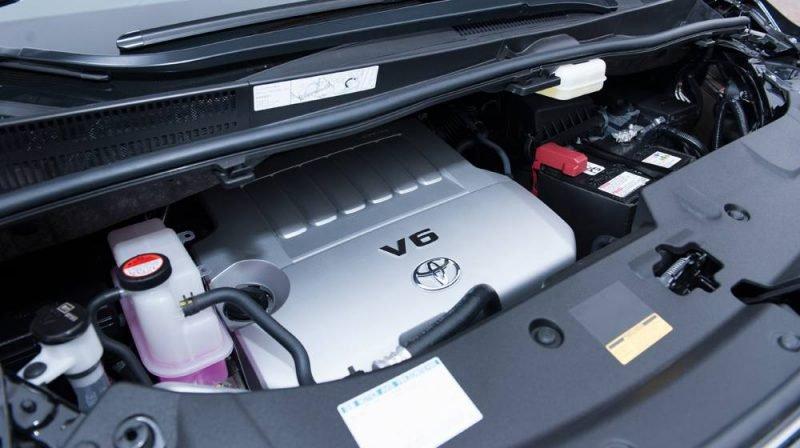 Động cơ xe Toyota Alphard