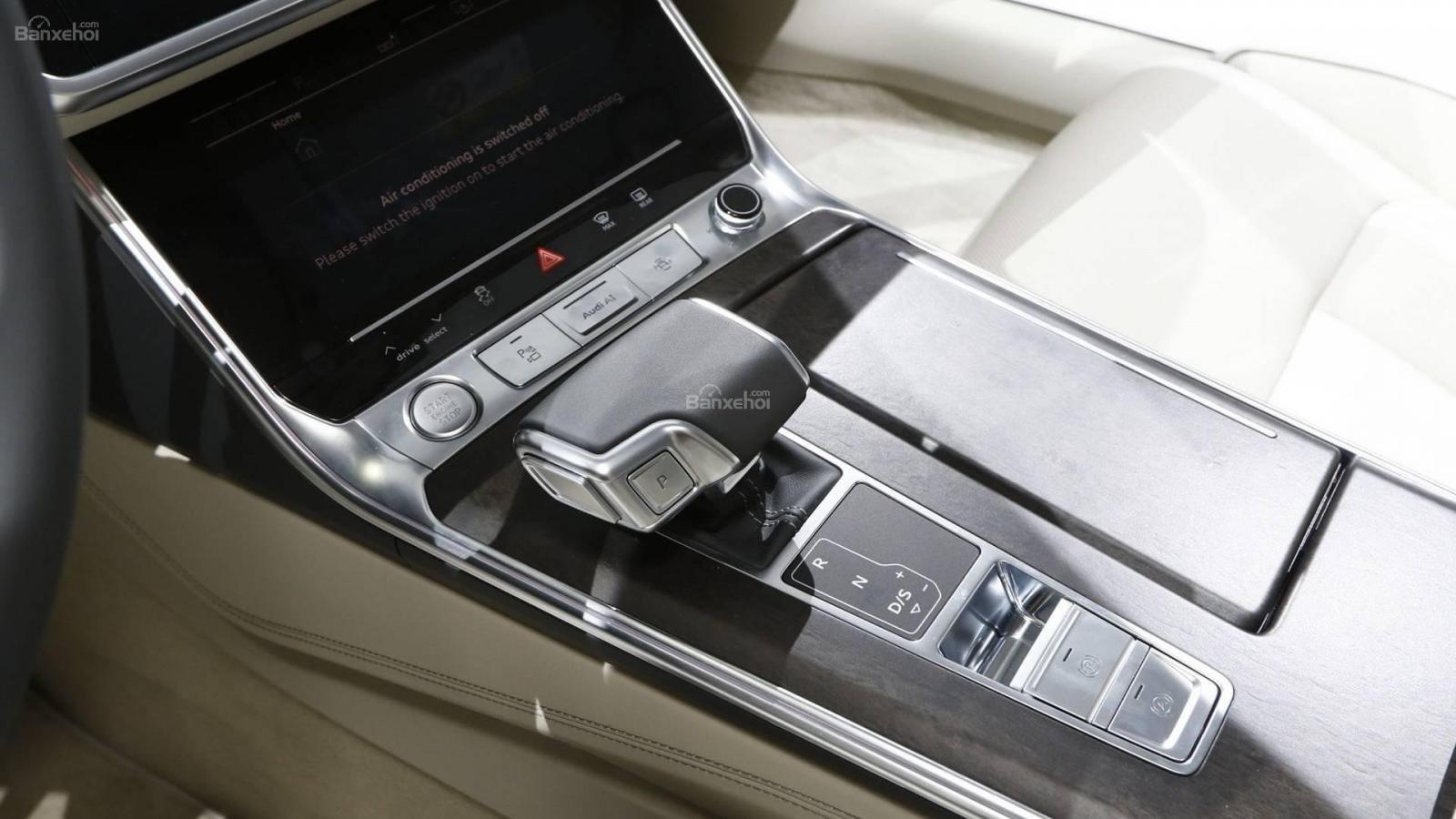 Trang bị tiện nghi Audi A6