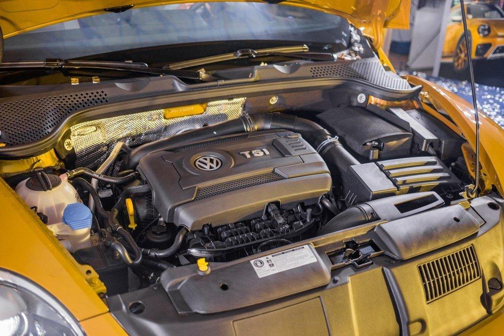 Động cơ xe thất Volkswagen Beetle