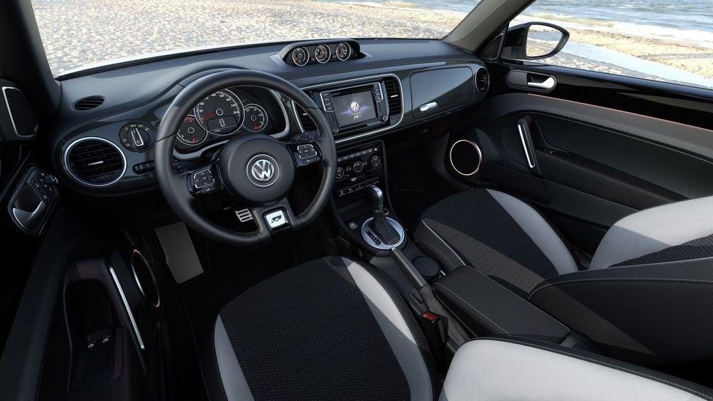 Nội thất xe thất Volkswagen Beetle