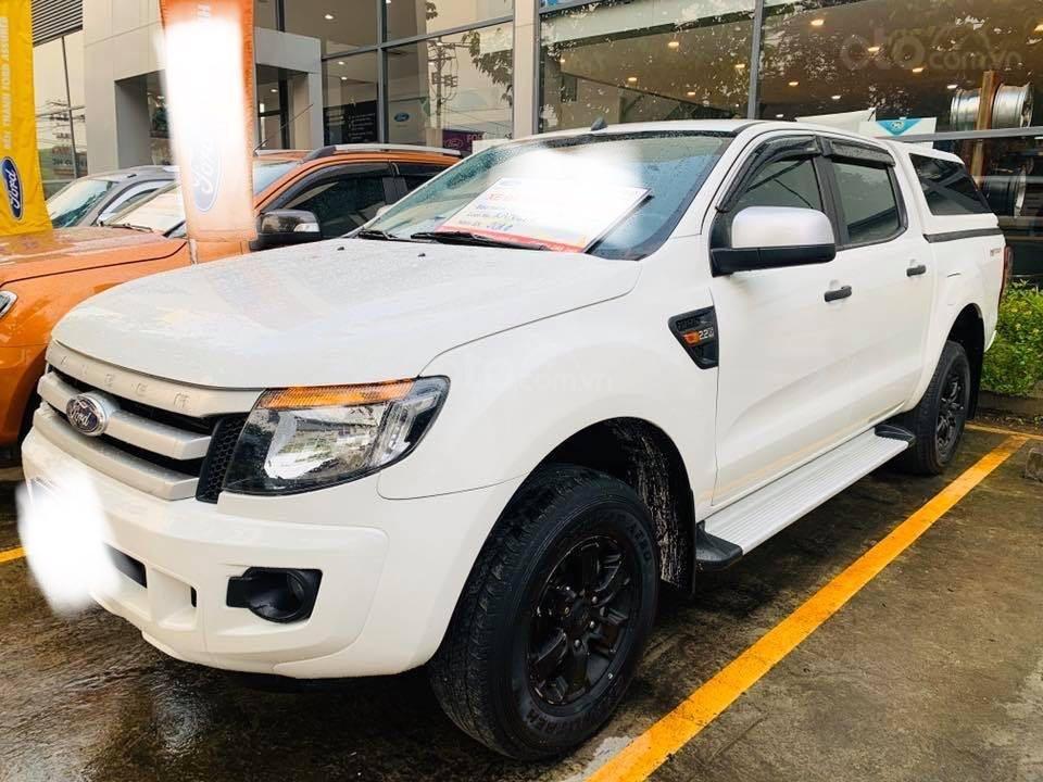 Bán Ford Ranger XLS 2.2L, số sàn, 1 cầu, giá thương lượng, hotline 09012 678 55 (2)