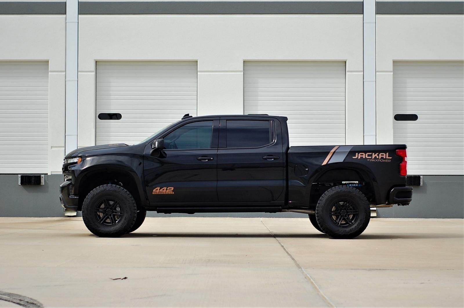 Chevrolet Silverado 2020....
