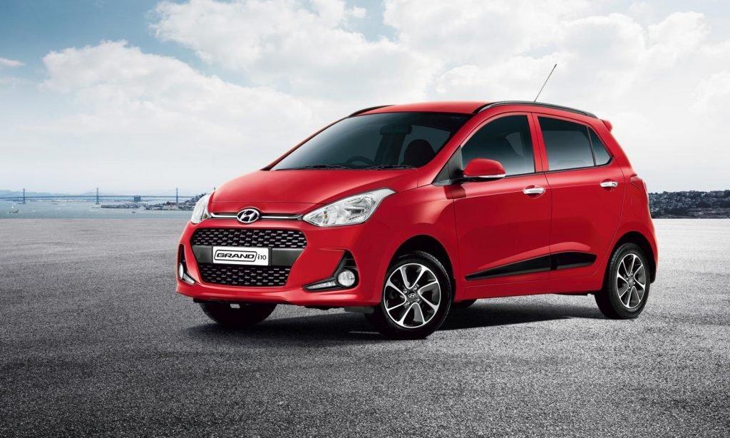 Hyundai I10 sở hữu kích thước to lớn, bề thế nhất trong phân khúc A