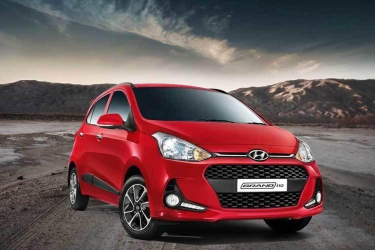 Hyundai Grand i10 là mẫu xe hạng A bán chạy nhất phân khúc