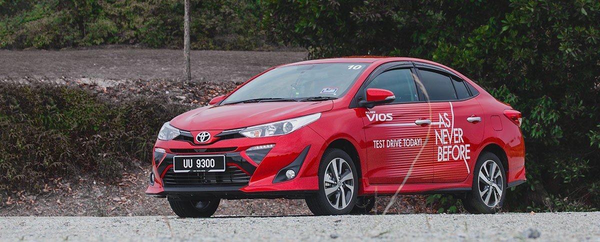 Đánh giá xe Toyota Vios 2019