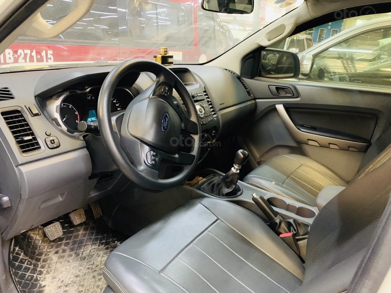 Ford Ranger XLS MT 2016 - Hỗ trợ vay 70% - 5 năm (6)