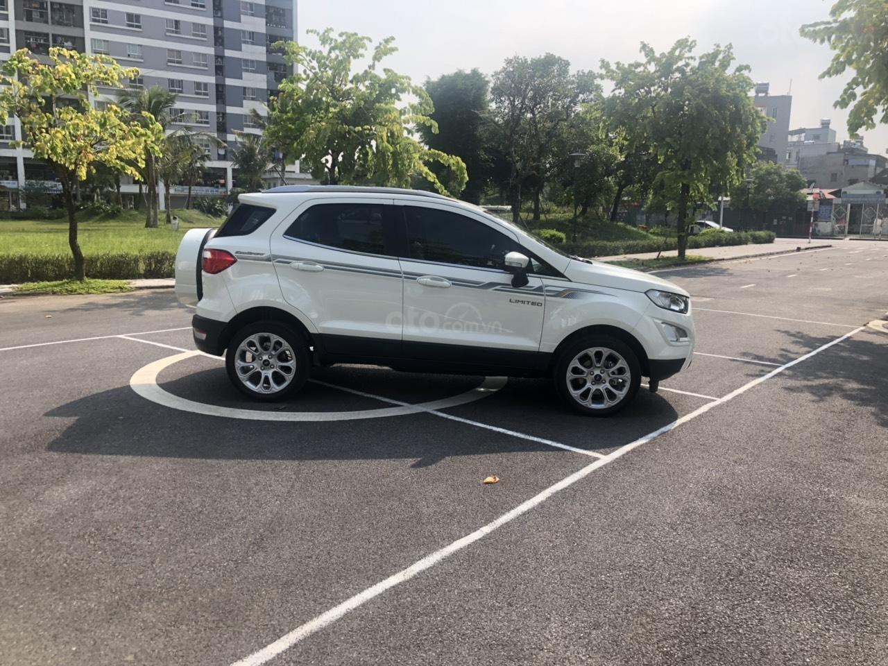 Bán xe Ford Ecosport Titanium 1.5L AT 2019, xe giao ngay, hỗ trợ các thủ tục, hỗ trợ trả góp 80% (4)
